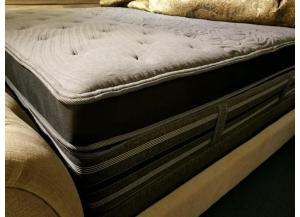 Image for Black Oasis Queen Mattress and Base