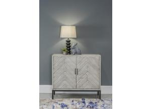 Image for Accent Cabinet ( FLOOR MODEL)