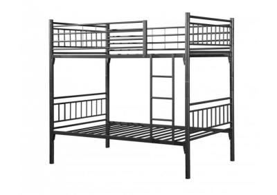 Image for Twin/Twin Silver Bunkbed
