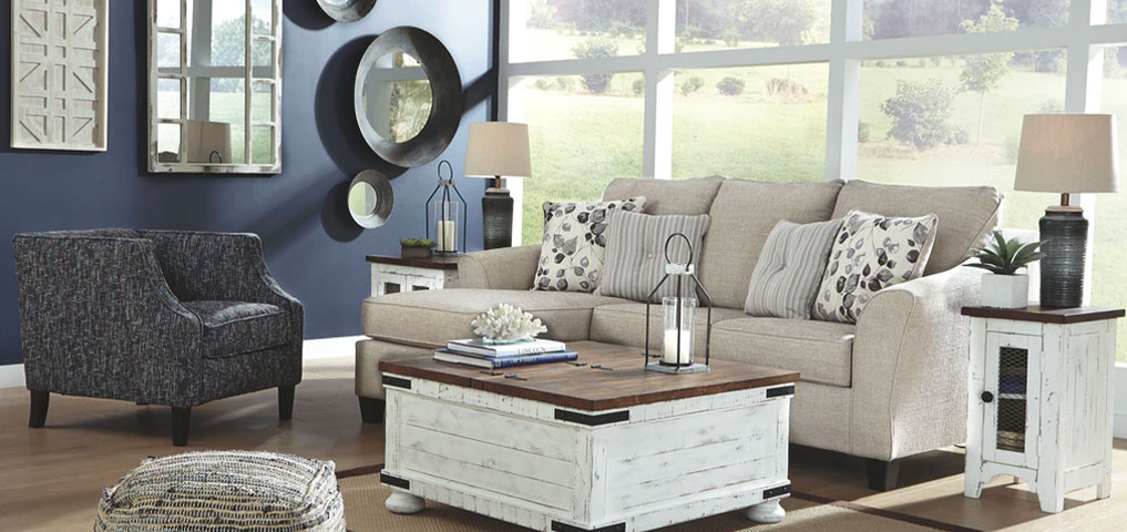 Abney Living Room Collection - Shop Now