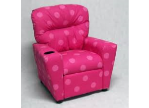 Image for Child's Recliner with Cupholder