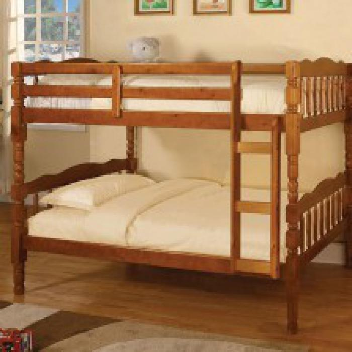 CMBK606A, Catalina Twin/Twin Bunk Bed Frame,In-Store Product