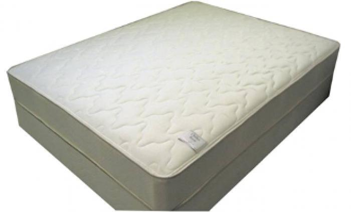 Ortho Deluxe Firm Queen Size Mattress,United Bedding Industries