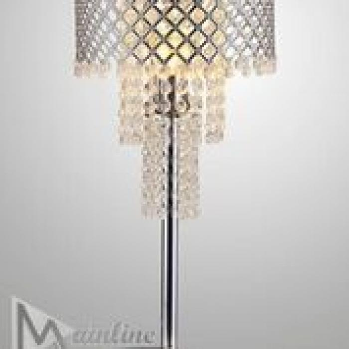 10063, Grilles Table Lamp (1),Mainline