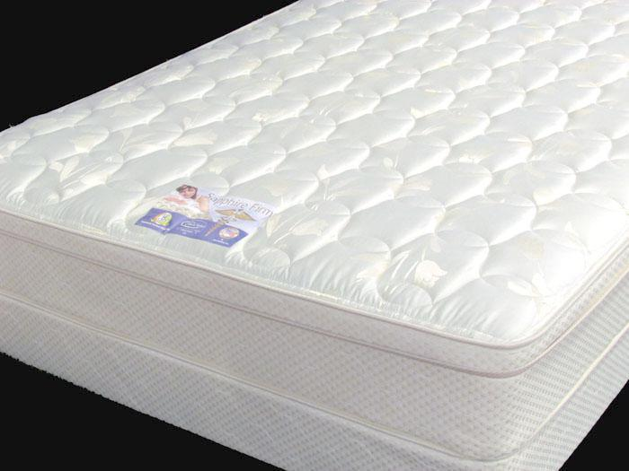 Sapphire Queen Size Mattress & Box,United Bedding Industries