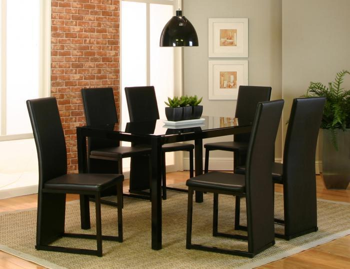Como 7 Piece Dining Set,Cramco Dining
