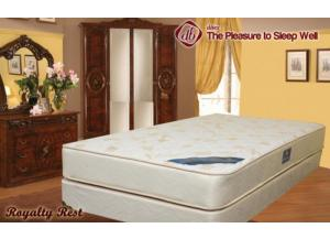 Image for 112 Royalty Rest Queen Mattress Set
