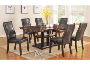 Image for 22900-30 Lapidus 7 Piece Dining Set