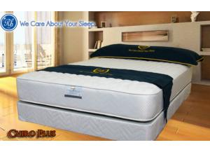 Image for 222 Chiro Firm Plus Twin Mattress Set