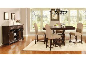 Image for 24310 Epoque 5 Piece Counter Height Dining Set