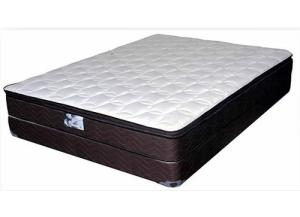027 Ortho Comfort Supreme Twin Size Pillow Top Mattress Set