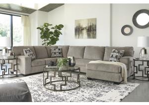 Image for Ballinasloe Platinum RAF Chaise Sectional