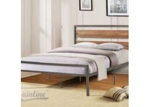 Image for 89600,  Gridiron Queen Panel Bed
