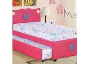 99345 Cutey Twin Bed With Trundle