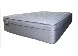 Image for 903 Serenity Plush Euro Top Twin Size Mattress Set