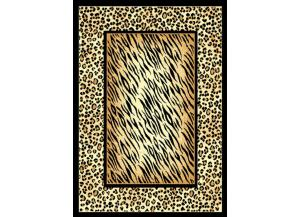 Image for Leopard and Tiger Print Rug