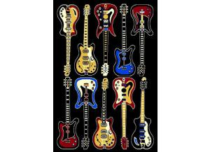 Image for Guitar Rug