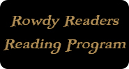 Rowdy Readers Reading Program