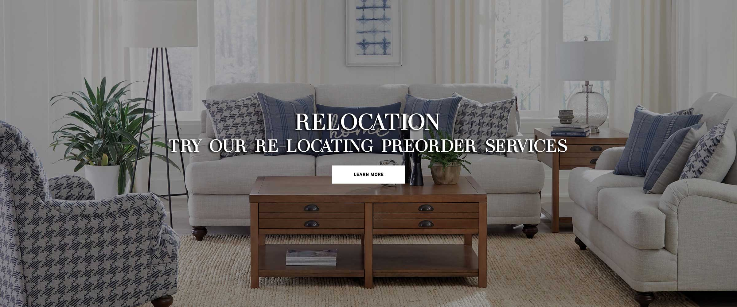 Relocating Preorder Services