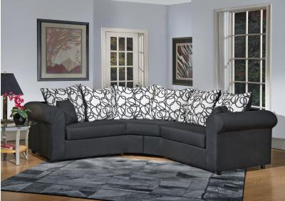 Image for Vision 2 Piece Sectional