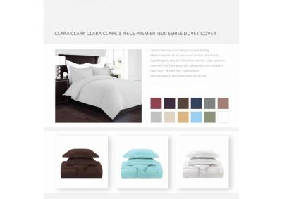 Image for 3 pc Duvet Cover 1800 Series King Cover