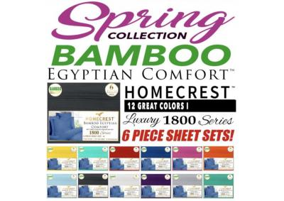 Image for Egyptian Comfort Luxury 1800 Series King Set