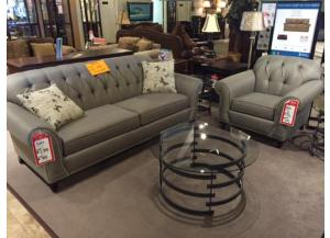 Image for La-Z-Boy Sofa / Chair  Was $1899 NOW $899