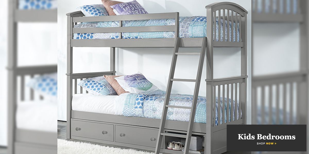 Shop Kids Bedrooms