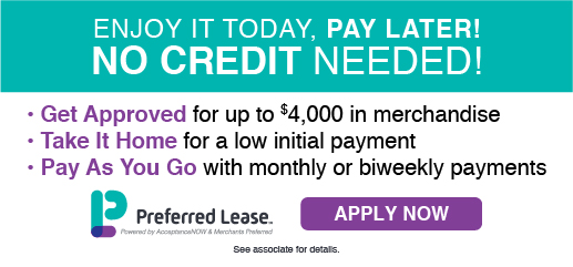 Preferred Lease - Apply Now