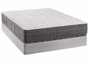 Image for The  Monterrey 2 -sided Firm Queen Mattress Set By Therapedic