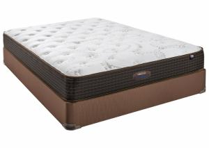Image for Therapedic Backsense Nathaniel Firm Twin Mattress Set