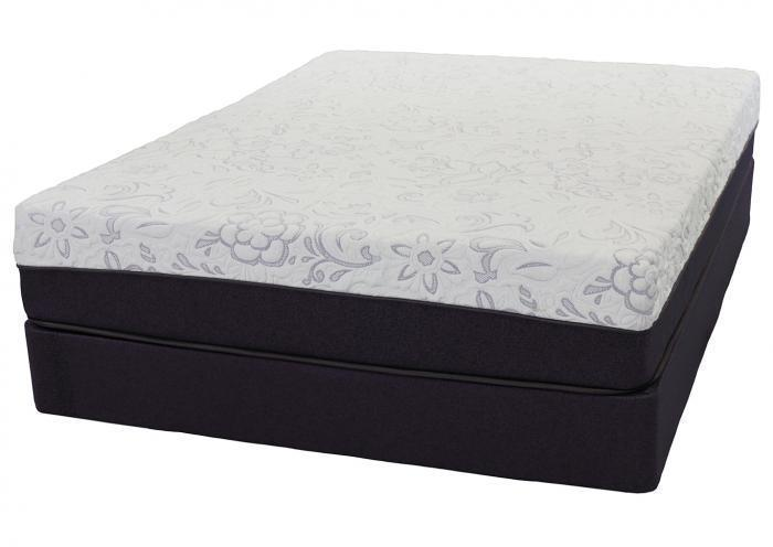 Brandon Hybrid Plush Twin Mattress,Englander