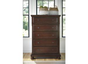 Porter Brown 5 Drawer Chest