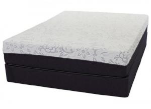 Image for Brandon Hybrid Plush Queen Mattress