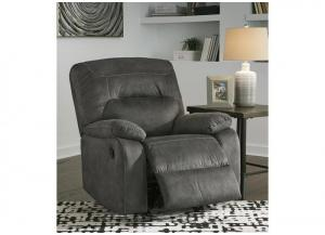 Image for Bolzano Slate Rocker Recliner
