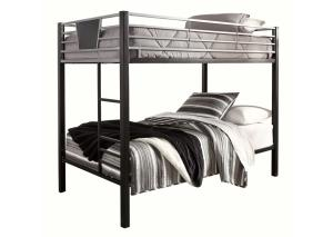 Image for Dinsmore Twin Bunk Beds w/2 Twin Mattresses