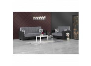Image for Armada Sofa & Love Seat Euro Sleeper
