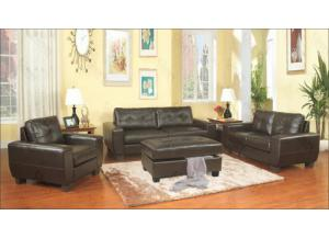 Image for Brown Sofa & Love Seat