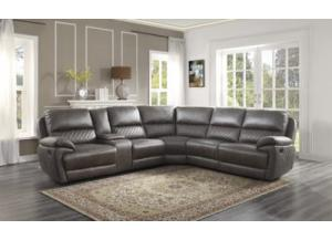 Image for 6-pc Reclining Sectional