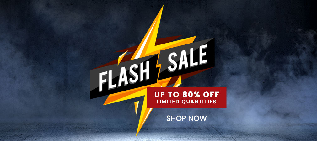 Shop our Flash Sale - Up to 80% Off