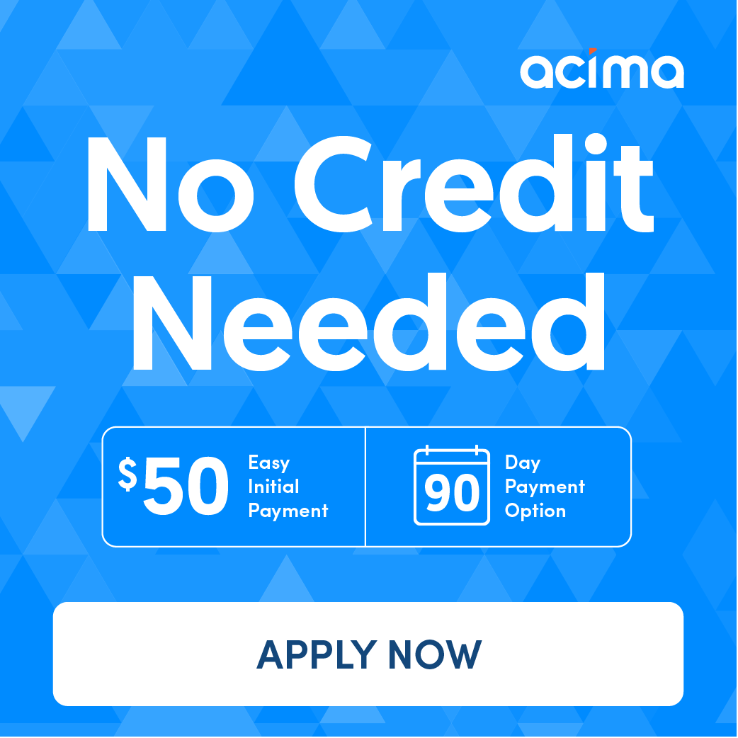 Acima Payment Option - Apply Now
