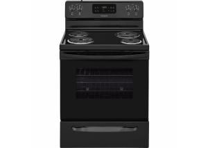 "Image for 30"" Electric Freestanding Range, Self Clean, 5.3 CF, Extra Large Window – BlAir Conditionerk"