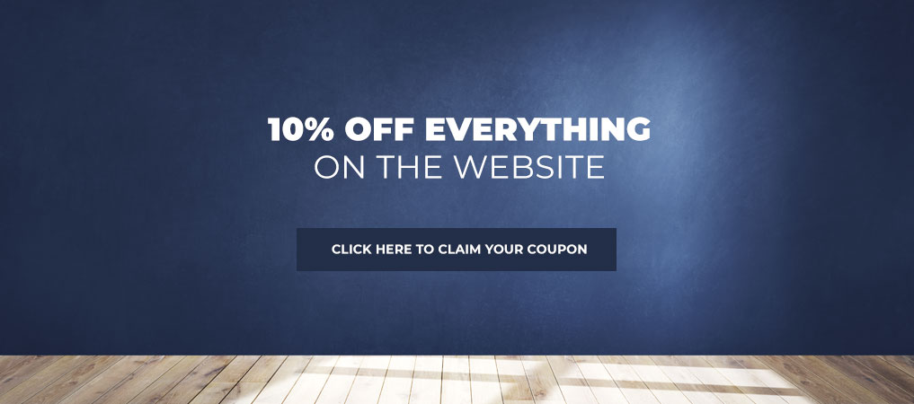 10% OFF Online Purchases