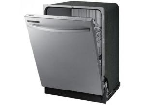 Image for Samsung 55-Decibel Built-In Dishwasher (Stainless Steel)