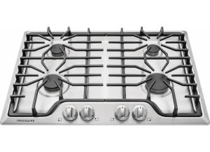 Image for Frigidaire 30-in Stainless Steel Gas Cooktop