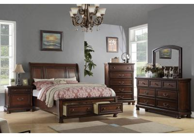 4pc King bedroom set