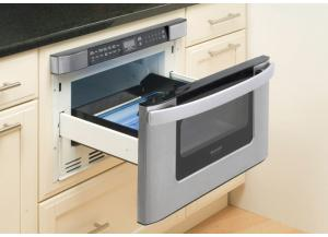 Image for Sharp 1.2-cu ft Microwave Drawer (Stainless Steel)