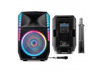 Image for ION Total PA Supreme High-Power Bluetooth Sound System with Lights