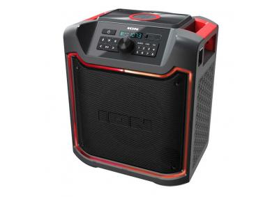 Image for ION Pathfinder 4 Bluetooth Portable Speaker with Wireless Qi Charging