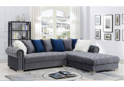 Image for Gray Sectional
